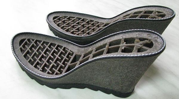 Как сделать подошву для туфель 751