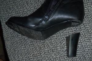 укрепить каблук