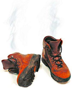 Неприятный запах обуви