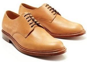 Derbi-классическая обувь