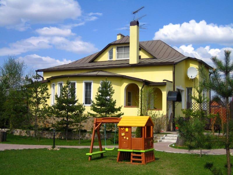 Форма дома