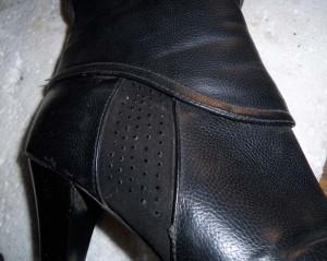 Обувь из дерматина