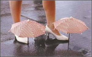 мокнут ноги
