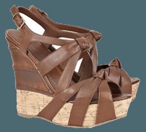 Проблемы обуви на платформе с подметкой.
