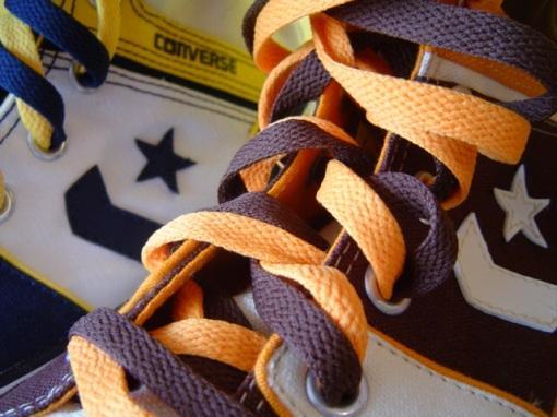 как красиво завязать шнурки