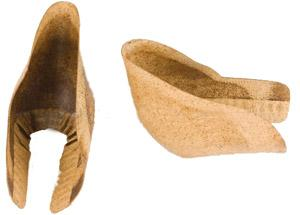 задник обувной