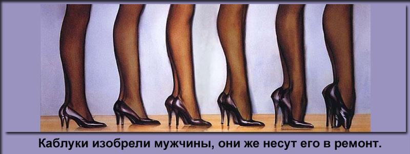 Обувь на высоком каблуке sam-master