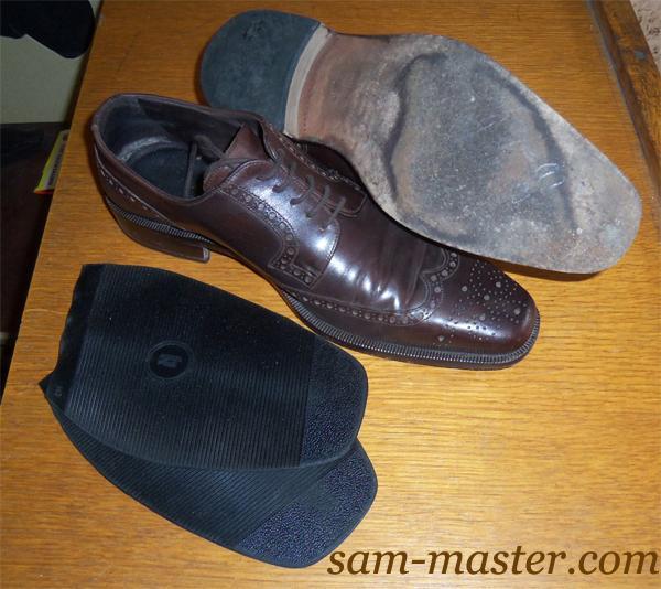 Как поставить обувь для