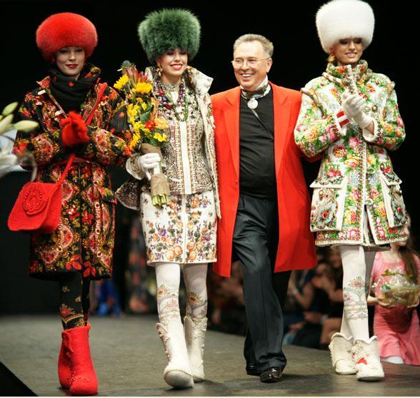 модные валенки от Зайцева