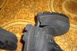 замена подошвы заменить подошву на обуви